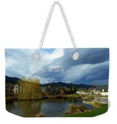 The Invasion Has Started Weekender Tote Bag