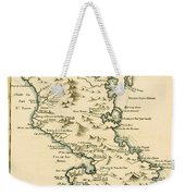 The Island Of Martinique Weekender Tote Bag