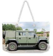 The Iveco Light Mulirole Vehicle Weekender Tote Bag
