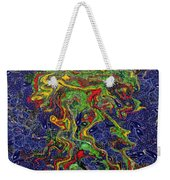 The Jellyfish Weekender Tote Bag