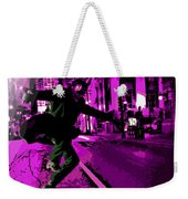 the Joker about to Pounce Weekender Tote Bag