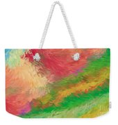 The Journey Weekender Tote Bag by Deborah Benoit