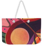 The Joy Of Design I Part Three Weekender Tote Bag