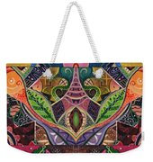 The Joy Of Design Series Arrangement Cornucopia Weekender Tote Bag