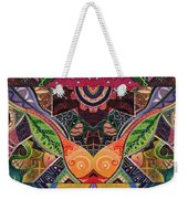 The Joy Of Design Series Arrangement Embracing Complexity Weekender Tote Bag
