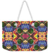 The Joy Of Design Series Arrangement Twenty Times Over Weekender Tote Bag