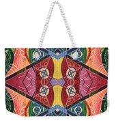 The Joy Of Design V Arrangement Hanging In The Balance Weekender Tote Bag