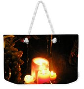 The Joy Of Light Weekender Tote Bag