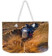 The Joy Of Mud Weekender Tote Bag