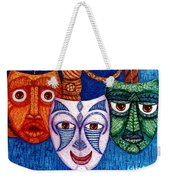 The Joy  The Anger And The Fear  Weekender Tote Bag