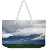 The Kamnik Alps After A Storm Weekender Tote Bag