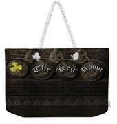 The Keg Room Version 4 Weekender Tote Bag