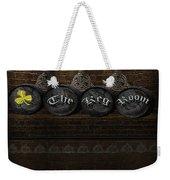 The Keg Room Version 6 Weekender Tote Bag
