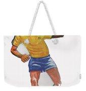 The King Pele Weekender Tote Bag