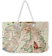 The Kingdoms Of England And Scotland Weekender Tote Bag