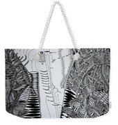 The Kiss Weekender Tote Bag