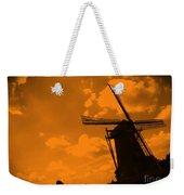 The Land Of Orange Weekender Tote Bag by Carol Groenen