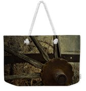 The Land That Turns  Weekender Tote Bag
