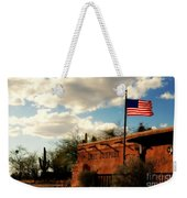 The Last Outpost Old Tuscon Arizona Weekender Tote Bag