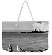 The Lazy Albatrosses Weekender Tote Bag