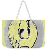 The Legend Of Fat Horse Weekender Tote Bag