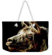 The Legendary Llama  Weekender Tote Bag