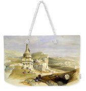 The Legendary Tomb Of David Son Weekender Tote Bag