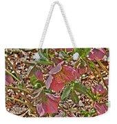 The Lenten Rose Weekender Tote Bag