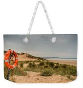 The Lifebelt Weekender Tote Bag by Steve Purnell