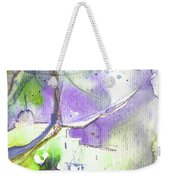 The Light On Planet Goodaboom Weekender Tote Bag