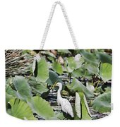 The Lily Float Weekender Tote Bag