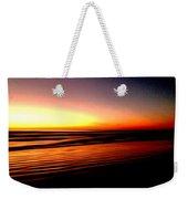 The Lines Of Sunrise  Weekender Tote Bag