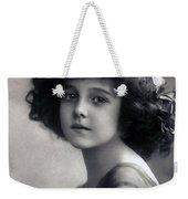 The Litte Angel 1911 Weekender Tote Bag
