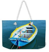 The Little Boat. Weekender Tote Bag