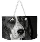 The Little Dog Weekender Tote Bag