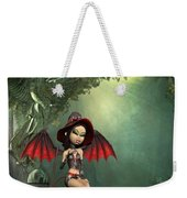The Little Witch Weekender Tote Bag