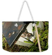 The Lock Box Weekender Tote Bag