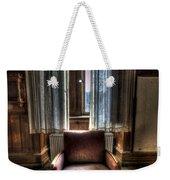 The Lone Seat Weekender Tote Bag