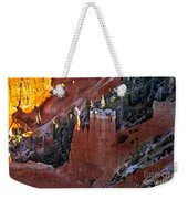 The Lonely One Weekender Tote Bag