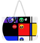 The Long Goodbye Weekender Tote Bag