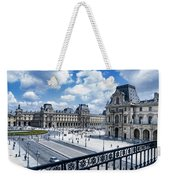 The Louvre Weekender Tote Bag