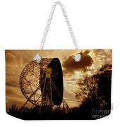 The Lovell Telescope At Jodrell Bank Weekender Tote Bag