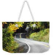 The Low Road Weekender Tote Bag