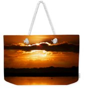 The Magic Of Morning Weekender Tote Bag