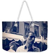 The Maitre D Weekender Tote Bag
