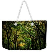 The Mall In Fall Weekender Tote Bag