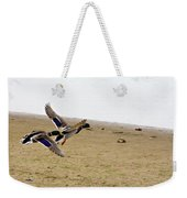The Mallard Ducks Flight Weekender Tote Bag