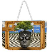 The Man And The Tree  Weekender Tote Bag