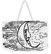 The Man In The Moon Weekender Tote Bag by Granger