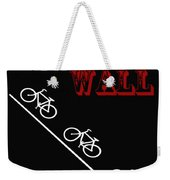 The Manayunk Wall Weekender Tote Bag